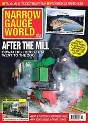 Narrow Gauge World issue Oct-18