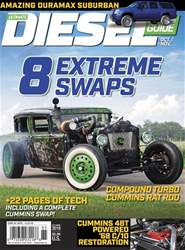 Ultimate Diesel Builders Guide issue Oct/Nov 2018