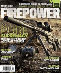 World of Fire Power issue Nov/Dec 2018