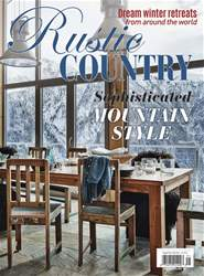 Rustic Winter 2018 issue Rustic Winter 2018