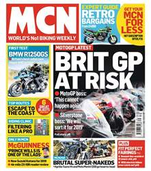 MCN issue 26th September 2018