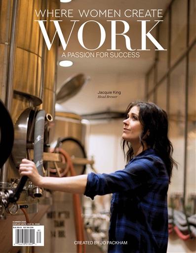 Where Women Create Work Preview