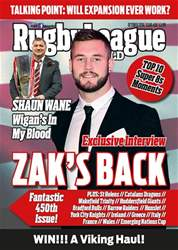 Rugby League World issue 450