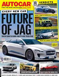 Autocar issue 26th September 2018
