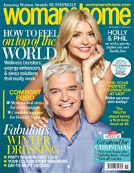 Woman & Home issue November 2018