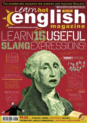 Learn Hot English issue 197