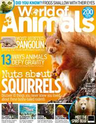 World of Animals issue Issue 64