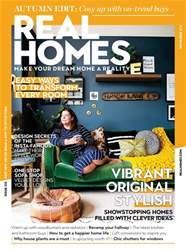 Real Homes Magazine issue November 2018