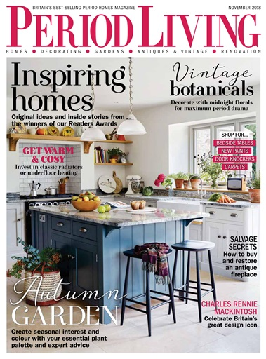 Title Cover Preview Period Living Magazine Preview