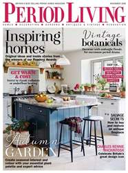 Period Living Magazine issue November 2018