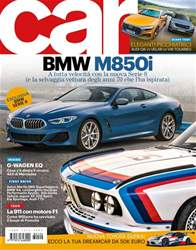 CAR magazine Italia issue CENTOQUATTRO