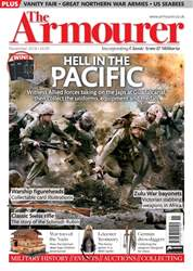 The Armourer issue November 2018 – HELL IN THE PACIFIC