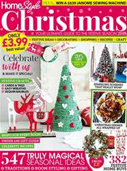 HomeStyle Christmas 2018 issue HomeStyle Christmas 2018