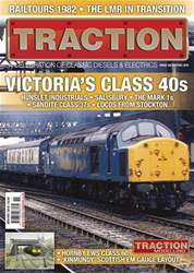 Traction issue Nov-Dec 2018