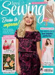Love Sewing issue Issue 59
