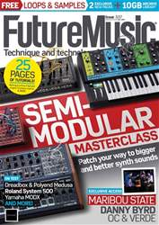 Future Music issue November 2018