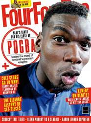 FourFourTwo issue November 2018