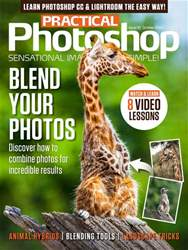 Practical Photoshop issue October 2018