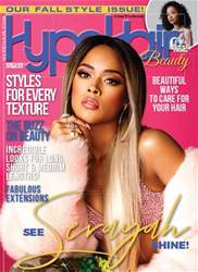 Hype Hair issue September 2018