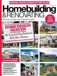 Homebuilding & Renovating Magazine issue November 2018