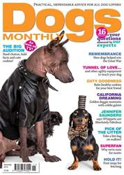 Dogs Monthly issue November 2018
