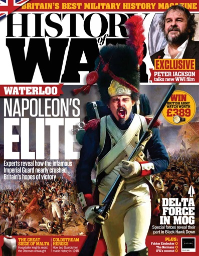 History of War Preview