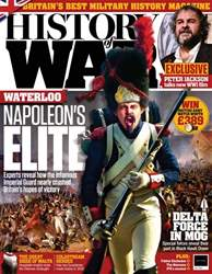 History of War issue Issue 60