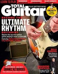 Total Guitar issue October 2018