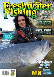 Freshwater Fishing Australia issue Oct-Nov 152