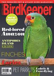 Australian Birdkeeper Magazine issue BK Vol 31 Issue 5