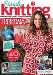 Simply Knitting issue Issue 178