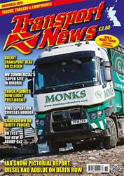 Transport News issue Nov-18