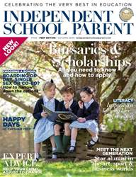 Independent School Parent issue Junior Autumn 2018