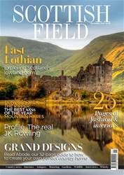 Scottish Field issue November 2018