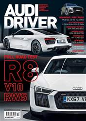 Audi Driver issue October 2018