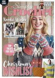 Simply Crochet issue Issue 76