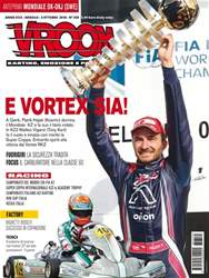 Vroom Italia issue n. 350 Ottobre 2018