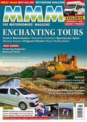 MMM magazine issue Enchanting Tours issue - November 2018