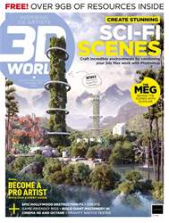 3D World issue December 2018