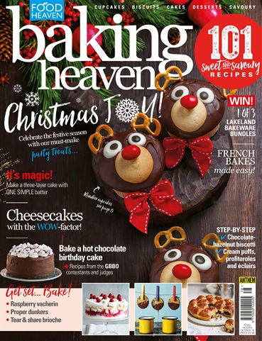 Baking Heaven issue Oct/Nov 18