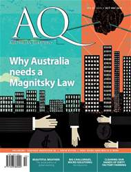 AQ: Australian Quarterly issue AQ 89.4
