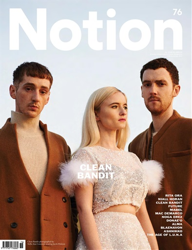 Notion Magazine Digital Issue