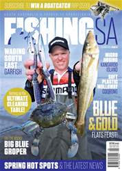 Fishing SA issue Fishing SA Oct/Nov 2018