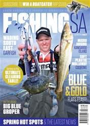 Fishing SA Oct/Nov 2018 issue Fishing SA Oct/Nov 2018