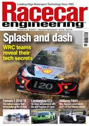Racecar Engineering issue November 2018