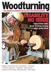 Woodturning issue November 2018