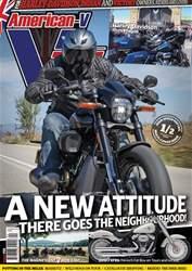 American-V issue Issue 92 - November December 2018
