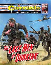 Commando issue 5163