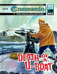 Commando Magazine Cover