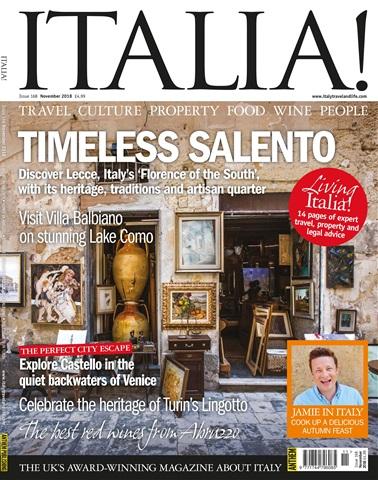 Italia! issue Nov-18